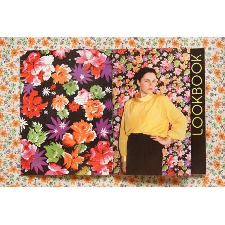 Anastasia Bogomolova - Lookbook (Self-published, 2016)