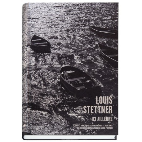 Louis Stettner - Ici Ailleurs (Editions Xavier Barral, 2016)