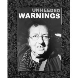 Elie Monferier - Unheeded Warnings (Auto-publié, 2017)