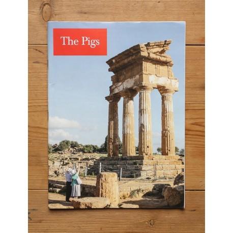 Carlos Spottorno - The Pigs (Phree / Editorial RM, 2013)