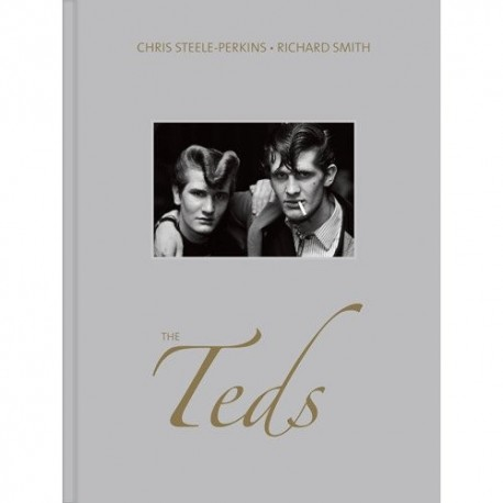 Chris Steele-Perkins - The Teds (Dewi Lewis, 2016)