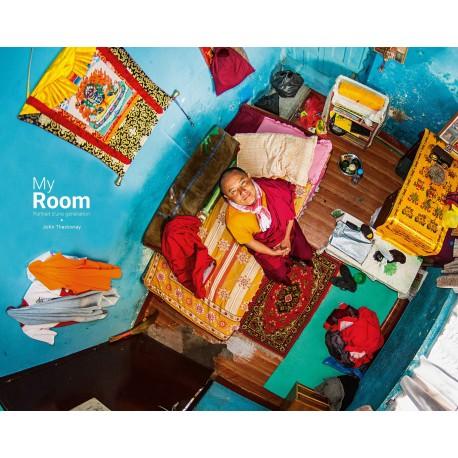 John Thackwray - My Room (Auto-publié, 2017)