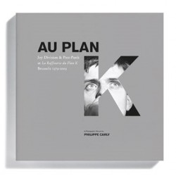 Philippe Carly - Au Plan K - Joy Divison & Post-Punk (ARP Editions, 2017)