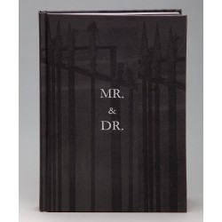 Mariela Sancari & Adolfo Córdova - Mr. & Dr. (This Book Is True, 2017)