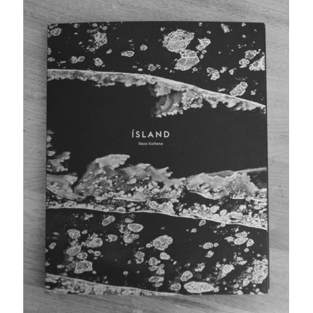 Réza Kalfane - ÍSLAND (Auto-édité, 2017)