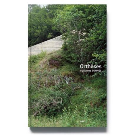 Orthèses - livre photo signé par Guillaume Bonnel