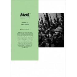 "Majid Saeedi - Zine N° 13 ""Afghanistan"" (Editions Bessard, 2014)"