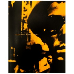 "Keizo Kitajima - CAMP 1979, cover ""a"" (Super Labo, 2015)"