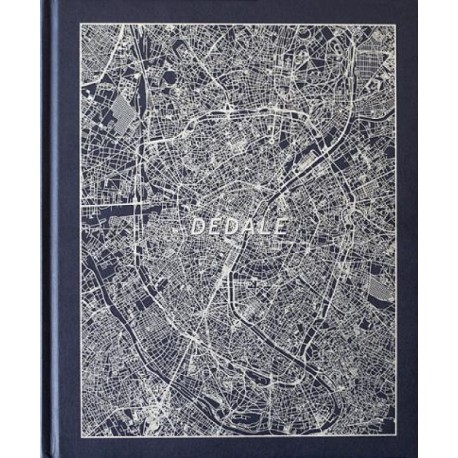 Laurent Chardon - Dédale (Poursuite Editions, 2015)