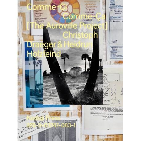 Christoph Draeger & Heidrun Holzfeind - The Auroville Project (Kodoji, 2018)