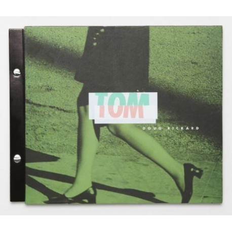 Doug Rickard - TOM (Little Big Man, 2013) - Green Cover