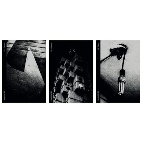 Shyue Woon - Dark Cities (Auto-édité, 2018)
