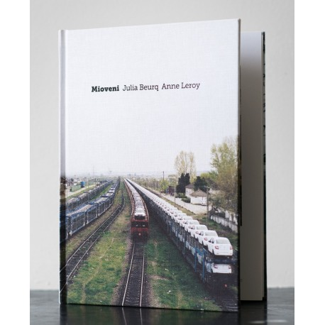 Anne Leroy - Mioveni (Editions Loco, 2019)