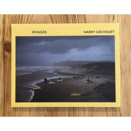 Harry Gruyaert - Rivages (Textuel, 2018)