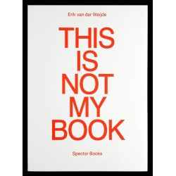 Erik van der Weijde - This Is Not My Book (Spector, 2017)
