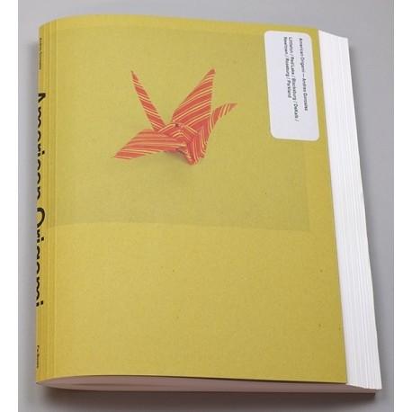 Andres Gonzalez - American Origami (Fw: Books, 2019)