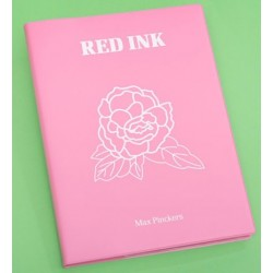Max Pinckers - Red Ink (Self-published, 2018)