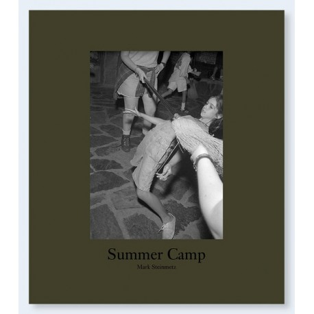 Mark Steinmetz - Summer Camp (Nazraeli, 2019)