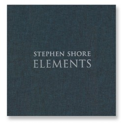 Stephen Shore - Elements (Eakins Press, 2019)