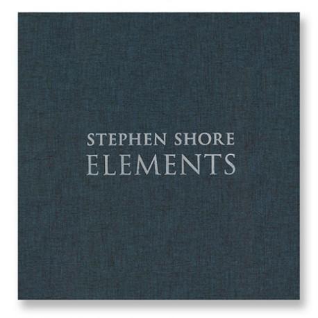 Stephen Shore - Elements (Eakins Press, 2019)