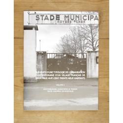 Christophe Le Toquin - éléments d'une typologie de l'urbanisation - Vol.3 (Self-published, 2013)