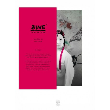 "Jung S. Kim - Zine N° 10 ""Circle"" (Editions Bessard, 2013)"