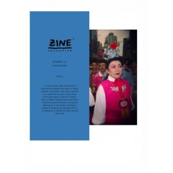 "Xiao Zhang - Zine N° 11 ""They"" (Editions Bessard, 2014)"