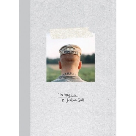 Jo Metson Scott - The Grey Line (dewi lewis publishing, 2013)