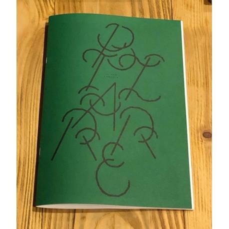 Alain Laboile - Bizarre (Editions Bessard, L'Atelier Risographique)