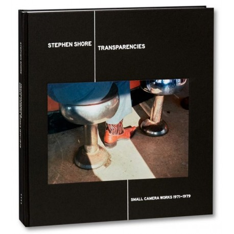 Stephen Shore - Transparencies (Mack, 2020)