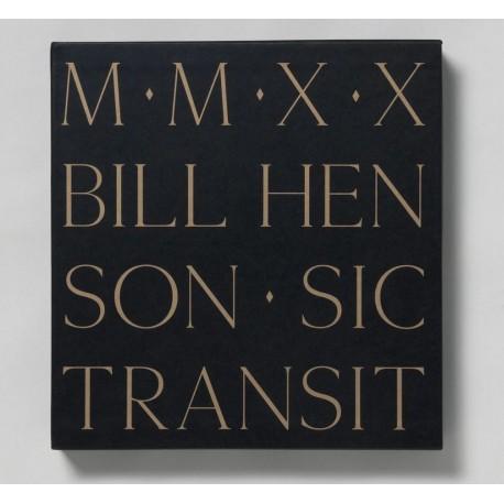 Bill Henson - Sic Transit (Stanley / Barker, 2020)