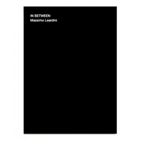 Massimo Leardini - In Between (Editions du LIC, 2017)