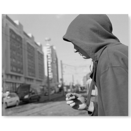 Mark Steinmetz - Berlin Pictures (Kominek Books, 2020)