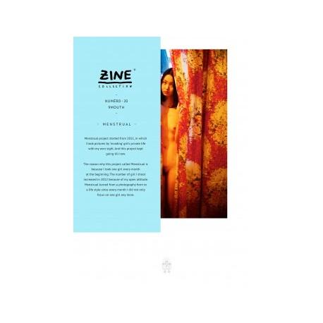 9mouth - Menstrual Zine (Editions Bessard, 2014)