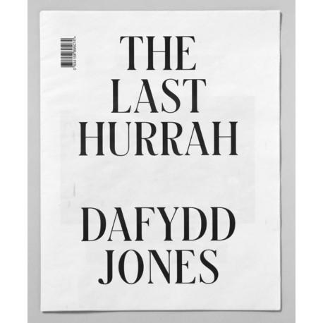 Dafydd Jones - The Last Hurrah (Stanley / Barker, 2018)