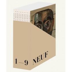 Revue NEUF - Coffret Réédition (Delpire & Co, 2021)