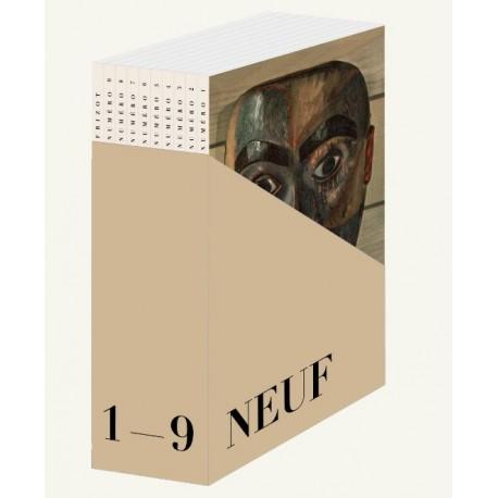 Revue NEUF - Facsimile Box Set (Delpire & Co, 2021)