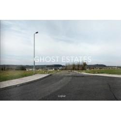 Valérie Anex - Ghost Estates (Les Editions d'Uqbar, 2013)