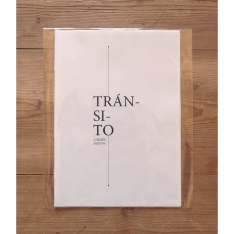 Andrés Medina - TRÁNSITO (Self-published, 2014)
