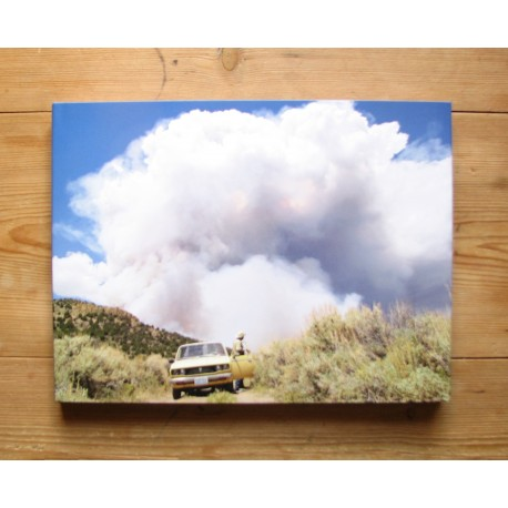 Lucas Foglia - Frontcountry (Nazraeli Press, 2014)