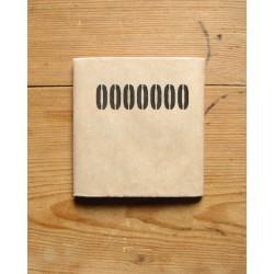 Ilkin Huseynov - 0000000 (RIOT Books, 2014)