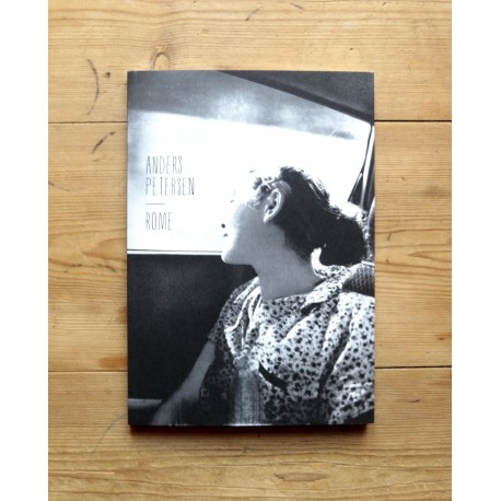 Petersen, Anders - Rome (Punctum Press, 2014)