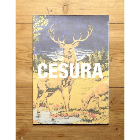 Collective publication - CESURA Fanzine 00 (Cesura, 2014)