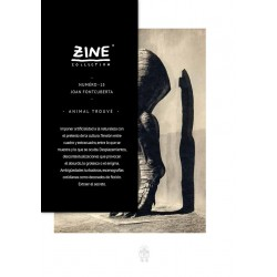 "Joan Fontcuberta - Zine N° 15 ""Animal trouvé"" (Editions Bessard, 2014)"