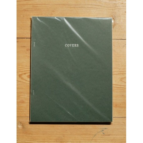 Ofer Wolberger - Covers (Horses Think Press, 2012)