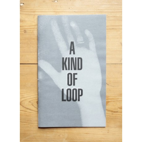 Martín Bollati - A Kind of Loop (RIOT Books, 2014)