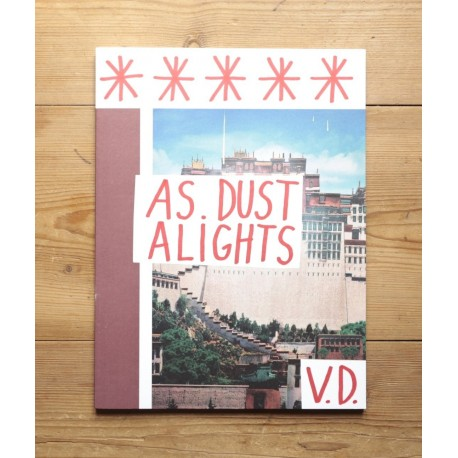 Vincent Delbrouck - As Dust Alights - 2nde édition (Auto-publié, 2014)