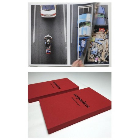 Alejandro Cartagena - Carpoolers - Ltd Edition (Self-published, 2014)