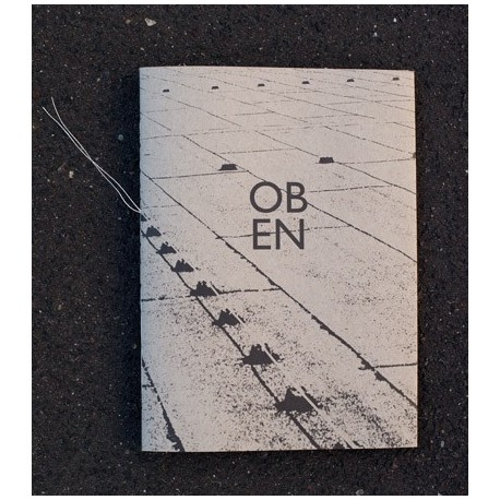Diane Vincent - OBEN (Self-published, 2014)
