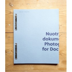 Vytautas V. Stanionis - Photographs for Documents (Kaunas Photography Gallery, 2014)